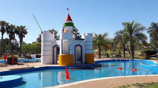 Termas del Dayman: Futura piscina para niños