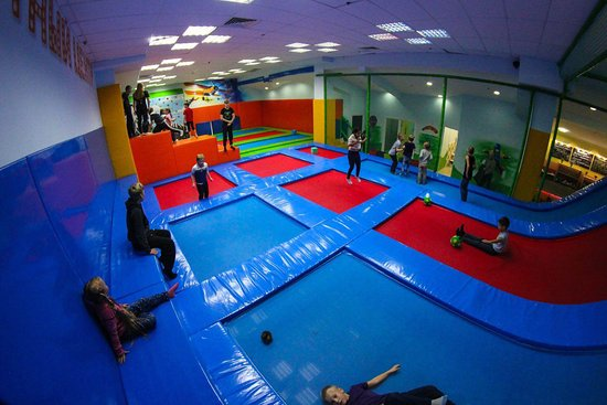"Trampoline Center ""Arena"""
