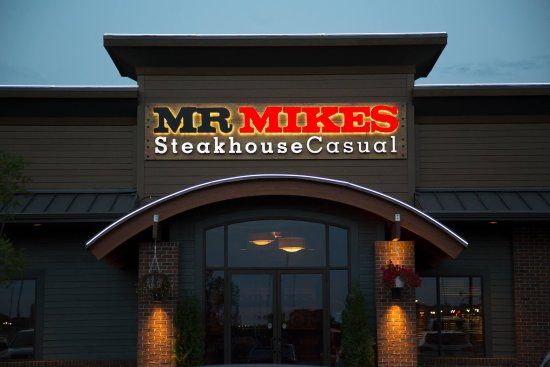 Welland, Canada: Mr Mikes Steakhouse Casual