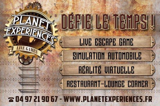 Planet Experiences