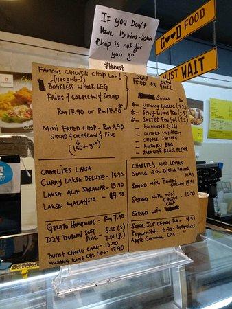 Charlie S Cafe Taman Bukit Desa