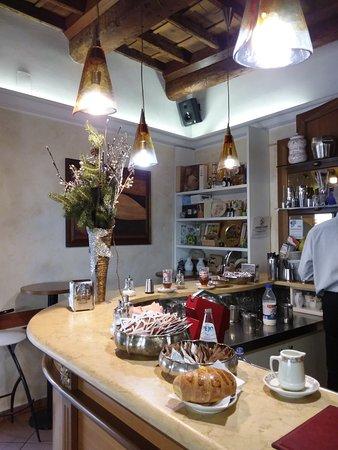 Locanda Modigliani B&B: Bar  Modi'