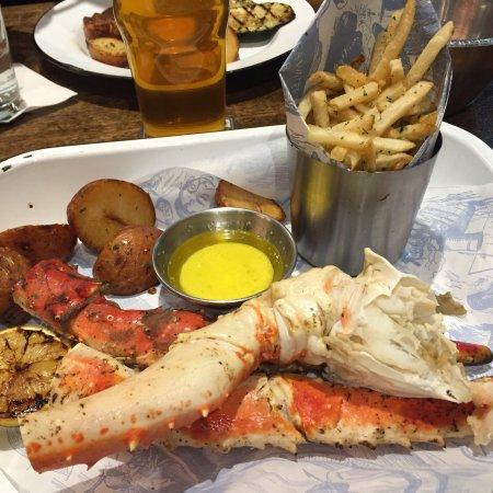 King 39 s fish house long beach restaurantanmeldelser for King fish long beach