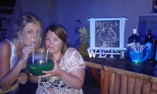 Puerto Lopez, Ecuador: Fishbowls!
