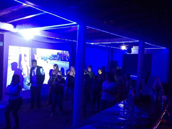 Puerto Lopez, Ekuador: Latin Night - Free Salsa en Wett
