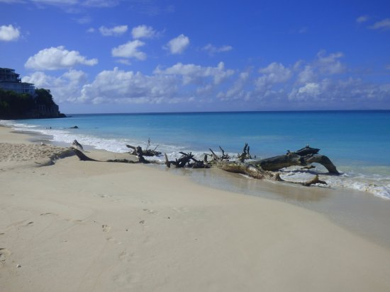 Saint John Parish, Antigua: Darkwood beach