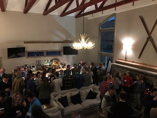 Killington, VT: Fireplace Cocktail Lounge