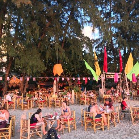 Welcome to San's sunset bar