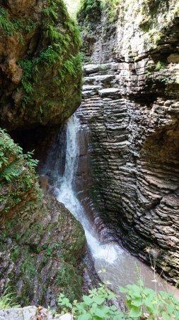 Республика Адыгея, Россия: Водопады Руфабго
