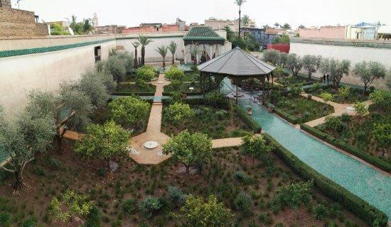 Le jardin secret billede af le jardin secret marrakech for Le jardin secret