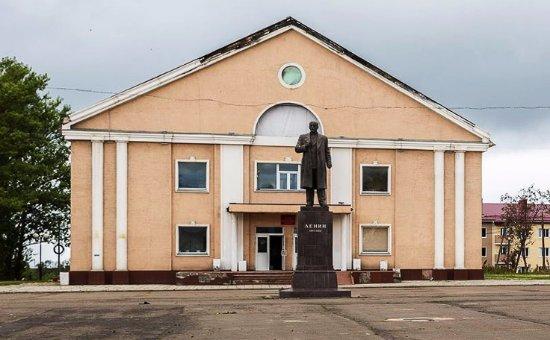 Alexandrovsk-Sakhalinsky照片
