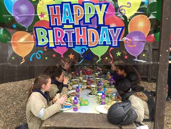 Incredible Paintball Laser Tag And Cake Picture Of Campaign Funny Birthday Cards Online Inifofree Goldxyz
