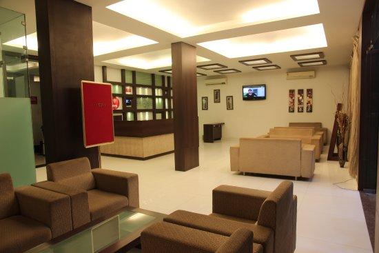 Mundra, Indie: lobby