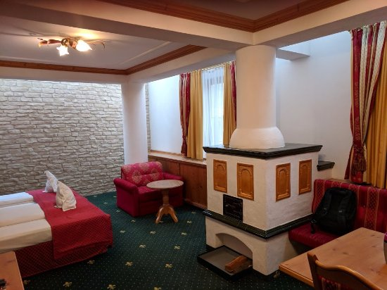 Mercure Sighisoara Binderbubi Hotel and Spa: Junior suite room
