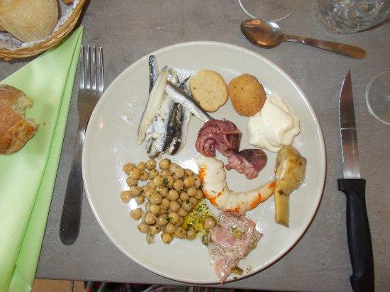Restaurant Le Saint Just Lansargues