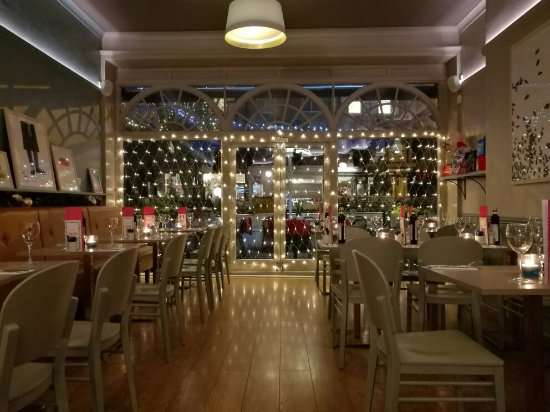 Italian Restaurants Ilkley West Yorkshire