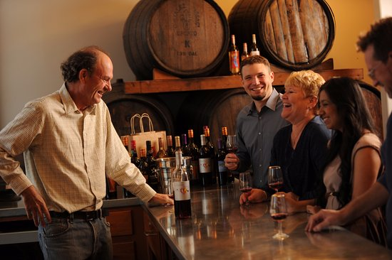 Madera, Kalifornia: Taste a Wide Variety of Award Winning Sweet Wines