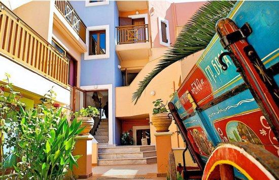 Rooms' Kitchen - Picture of Aristea Hotel Rethymnon, Crete - Tripadvisor