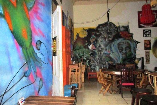Jinotepe, Nikaragua: Segundo salon