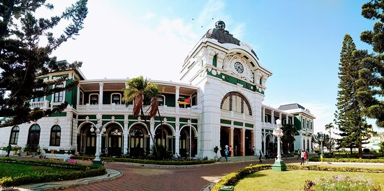 Maputo a Pé
