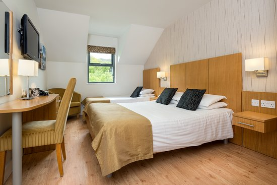 Thirlmere, UK: Flexible room