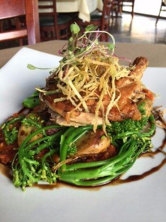 White River Junction, VT: Pan Seared Statler Chicken Breast