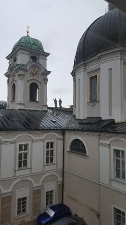Gästehaus im Priesterseminar Salzburg: 20171205_100511_large.jpg