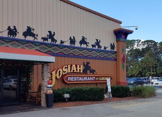 Josiah Restaurant Seminole Casino Brighton Okeechobee