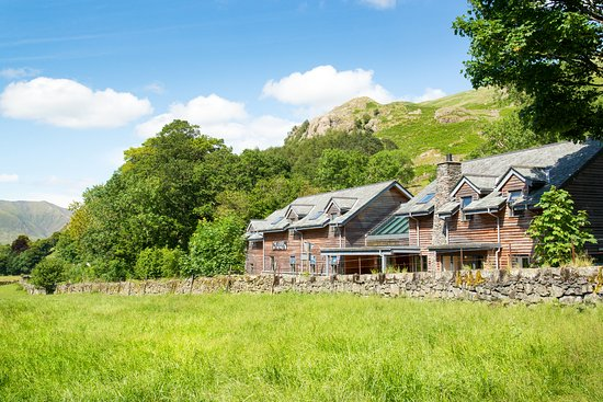 Thirlmere, UK: Lodge In the Vale