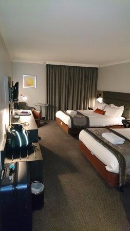 Holiday Inn Newcastle - Gosforth Park: Room