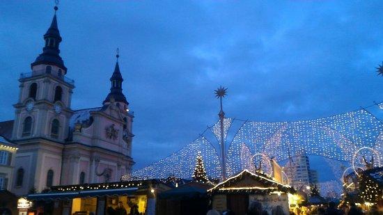 Ludwigsburg, Almanya: Marktplatz