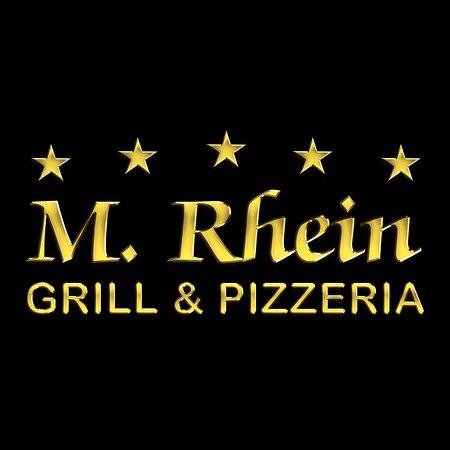 Monheim am Rhein, เยอรมนี: M.Rhein Logo 2018
