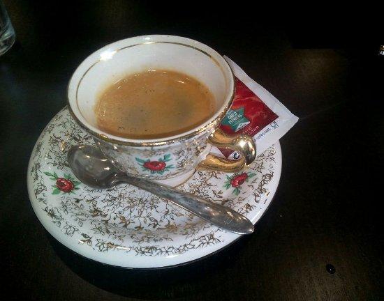 Abrantes, Portugal: Requinte de um excelente café!