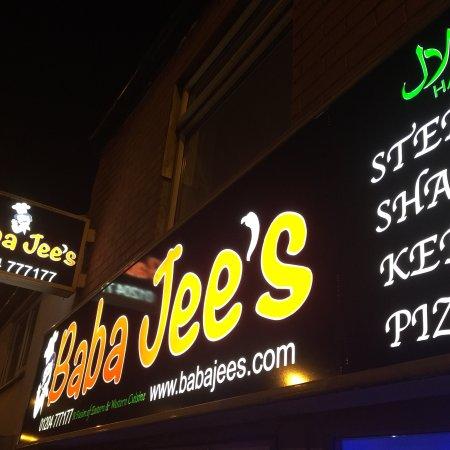 Radcliffe, UK: Baba Jee's