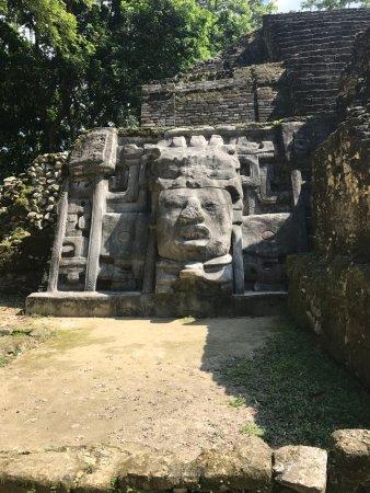 Belize District, Belize: Part of ruin