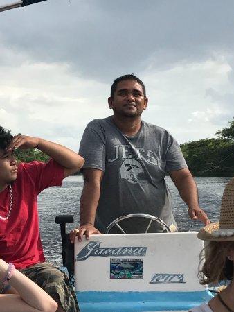 Belize District, Belize: Amir Reyes - Best Lamanai Tour Guide