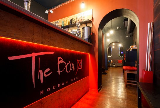 ‪The BOX Hookah Bar‬