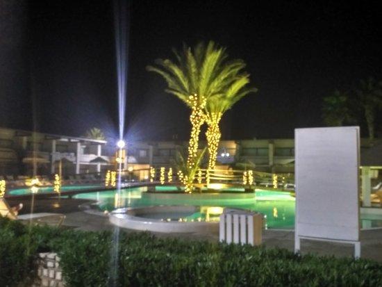 Hotel Oasis Belorizonte: Em modo de Natal