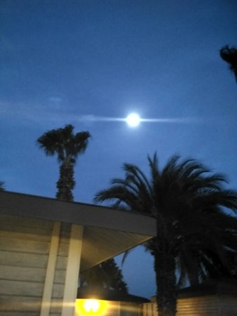 Hotel Oasis Belorizonte: Bungallows com lua cheia