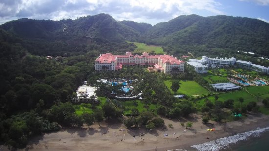 Hotel Riu Guanacaste : Great place to fly your drone