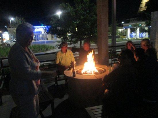 Seminole, FL: the fire pit