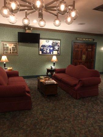 Burnham, Pensilvania: Lobby