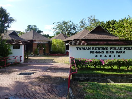 Perai, Malaysia: Eingang
