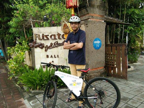 Touring Bali