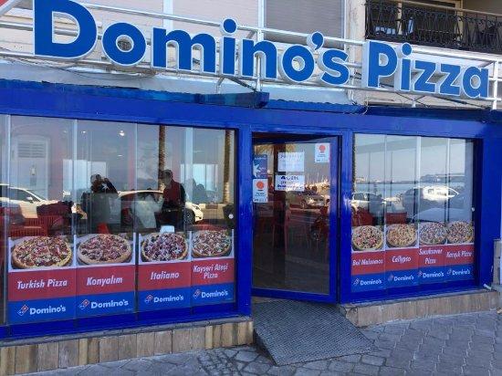 Dominos Pizza Kuşadası Restoran Yorumları Tripadvisor