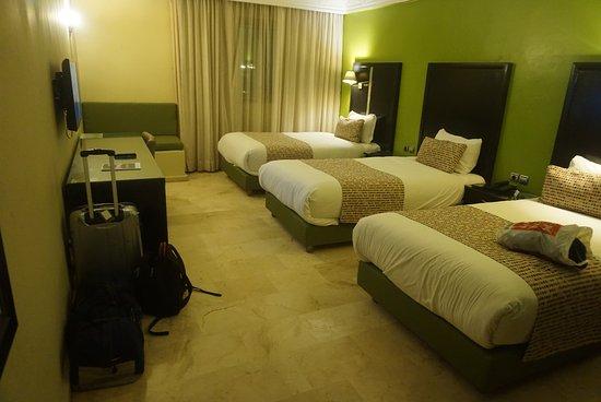 Hotel Diwan Casablanca : Our nice room 402