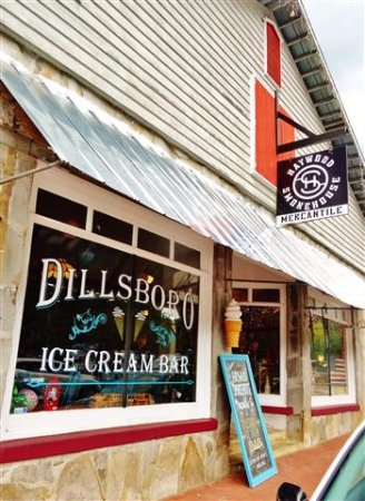 Haywood Smokehouse Mercantile & Old Fashioned Ice Cream Bar