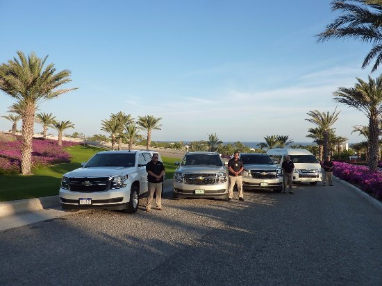 VIP Transportation Los Cabos: We have the best team to offer the best service in transportation