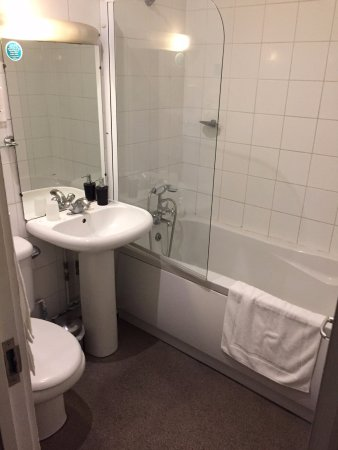 Sandhurst, UK: Bathroom