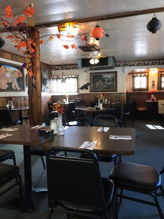 Pottersville, Estado de Nueva York: Restaurant Dining Room